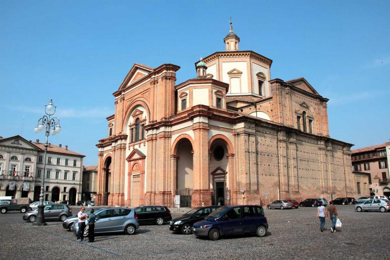 Voghera, Borghi Pavia