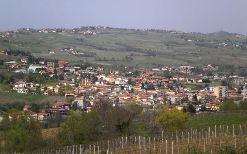 Santa Maria della Versa, Borghi Pavia