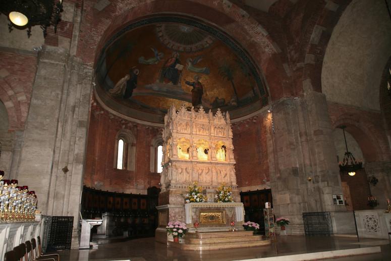 Basilica of Saint Pietro in Ciel d'Oro
