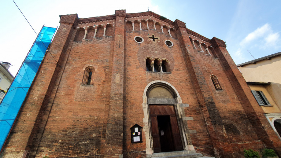 Church of Saint Teodoro - Pavia