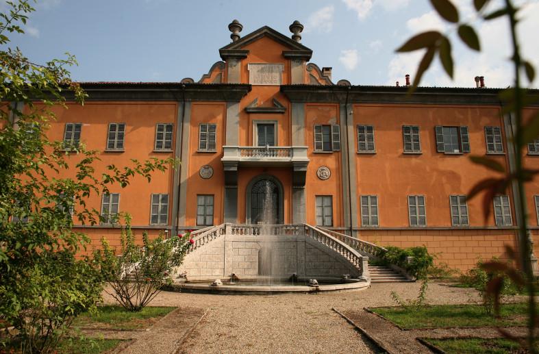 Botanical Gardens Pavia