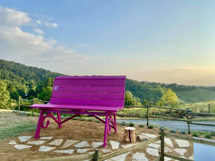 Big bench Casteggio