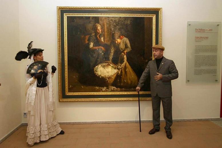 """Pinacoteca """"Casimiro Ottone"""""""