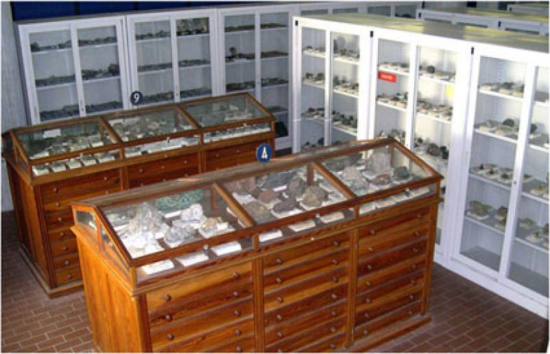 Museo di Mineralogia