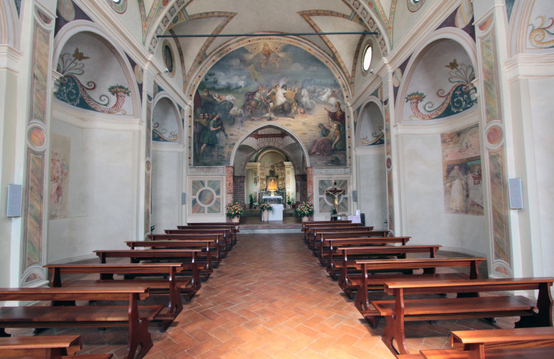 Sanctuary of Madonna del Campo - Mortara