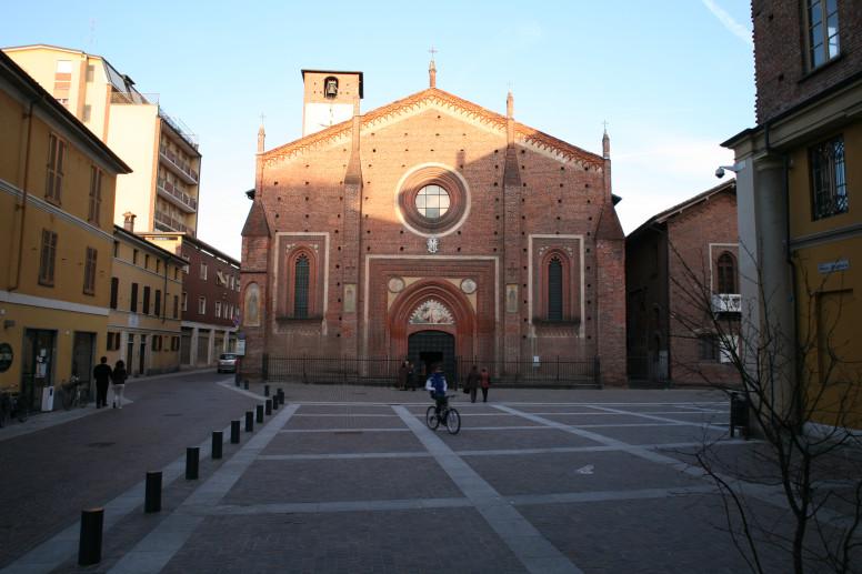 Basilica of San Lorenzo - Mortara