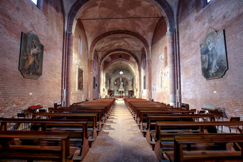 Church Of San Lanfranco