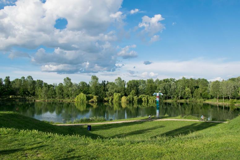 Parco dei Tre Laghi di Gravellona Lomellina
