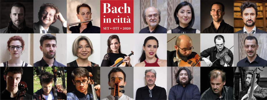 Bach in città 2020