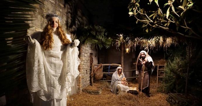 Presepe Vivente nel Borgo Antico