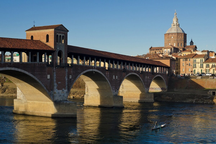 Pavia culinaria: sulle ali di una colomba