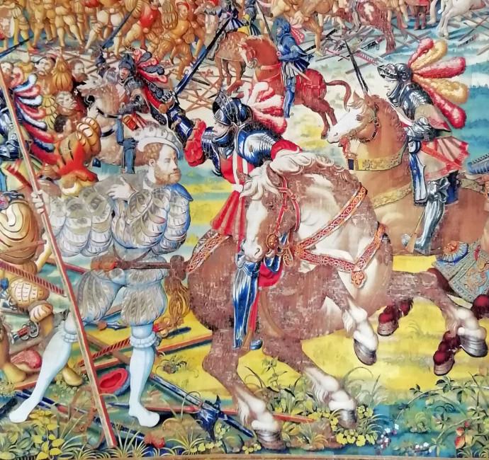 Visita guidata Pavia 1525.  La battaglia è alle porte