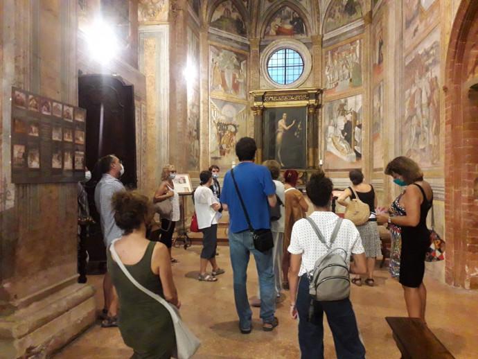 Visita guidata alla Basilica di San Salvatore di Pavia