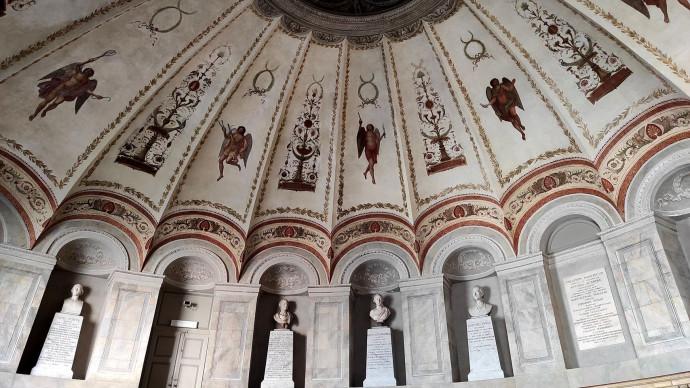 Alla scoperta delle aule storiche dell'Università di Pavia