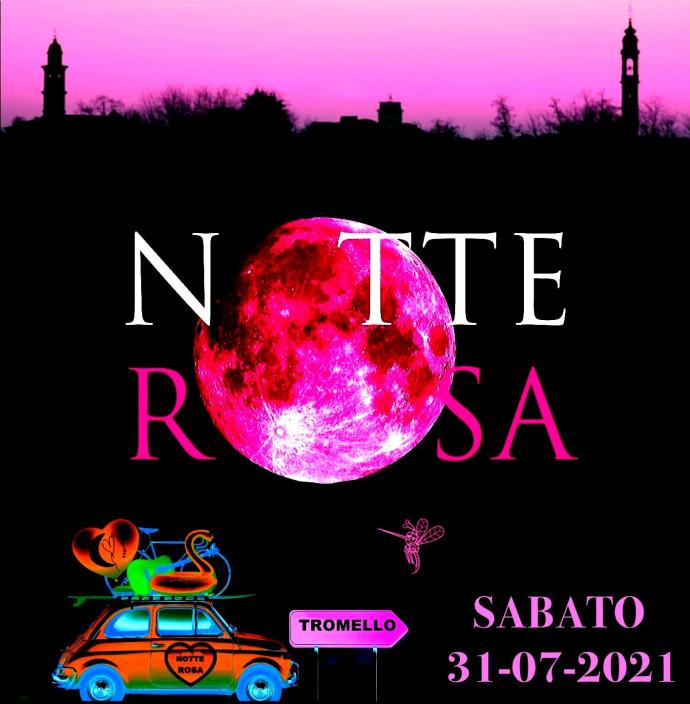 Notte rosa a Tromello
