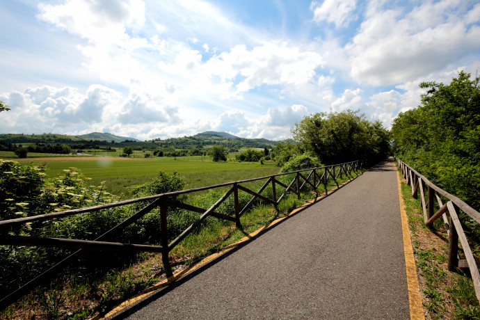 Greenway Voghera - Varzi