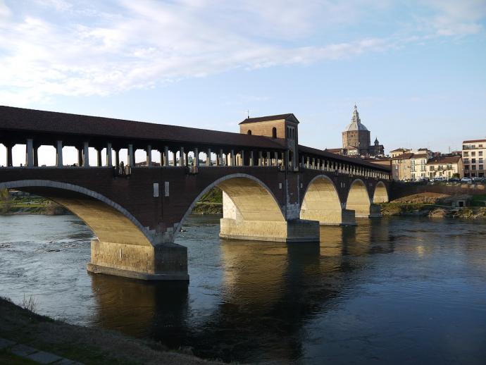 Un weekend a Pavia