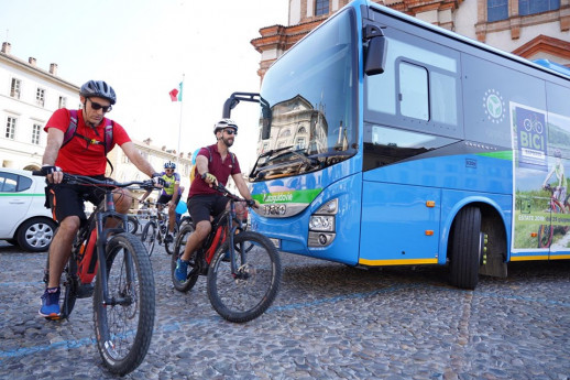Bici + Bus = BiciExpress!