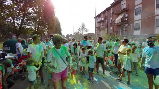Family Color Run