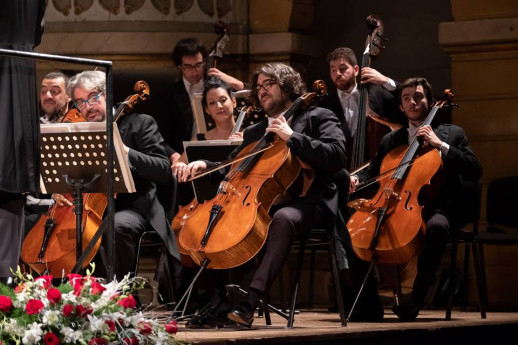 Bach in città