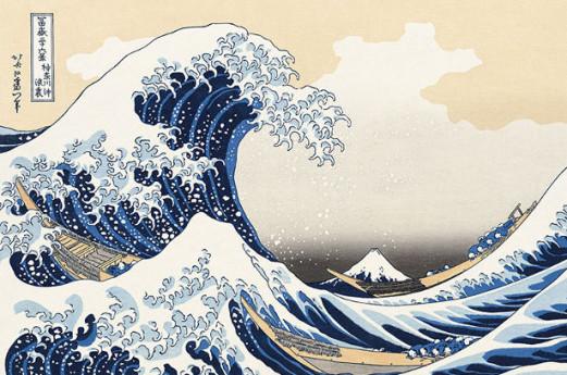 Hokusai, Hiroshihe Utamaro. Capolavori dell'arte giapponese