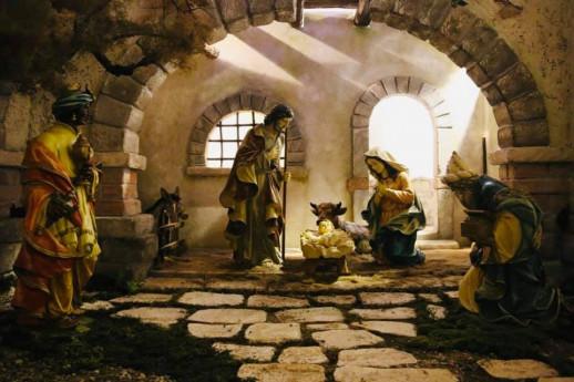 Presepi in Castello a Vigevano