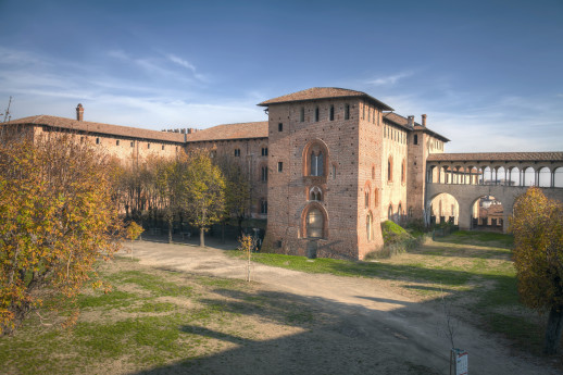 Leonardo al Castello di Vigevano