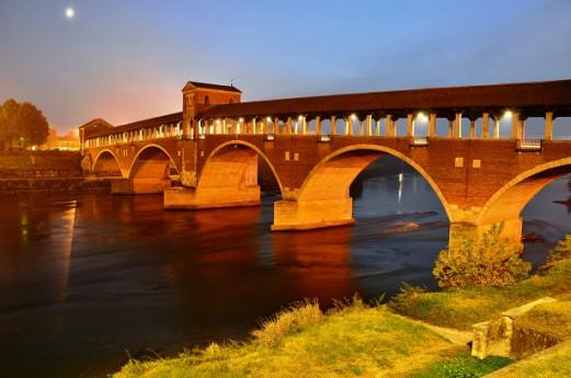da Certosa di Pavia a Pavia
