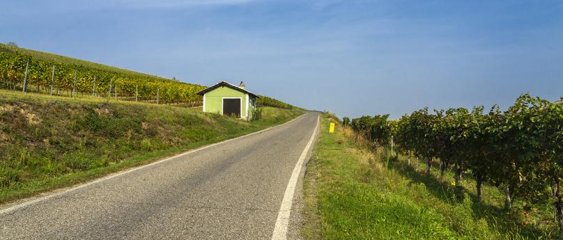 Oltrepò pavese: Passo del Carmine e Passo del Penice