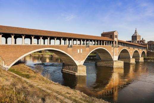 From Pavia to San Colombano al Lambro