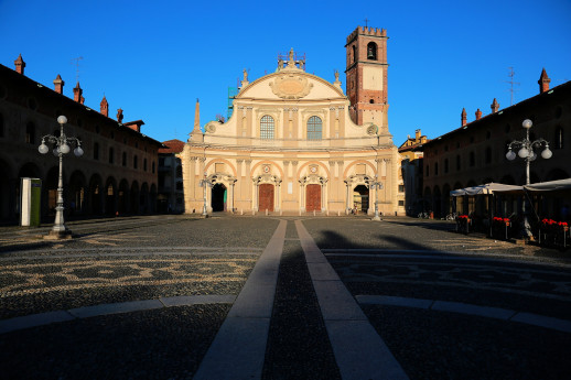 Pavia e Vigevano con Leonardo