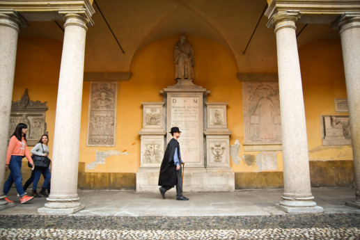 Pavia: The Original History Walks e visita della Certosa