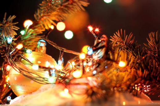 Serata natalizia