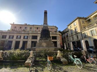 Piazza del Lino Pavia