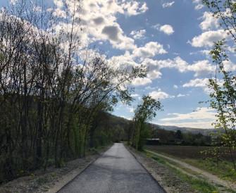 Inaugurazione Greenway tratto Salice Terme-Varzi