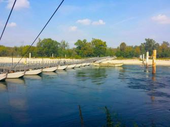 From Pavia to Abbiategrasso