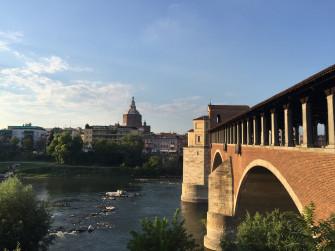 Leonardo a Pavia