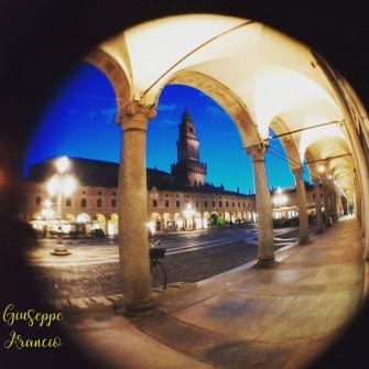 La Piazza Ducale e il Castello