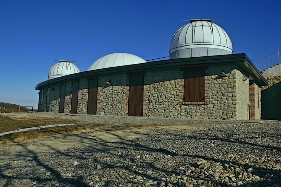 Planetario e Osservatorio astronomico Cà del Monte