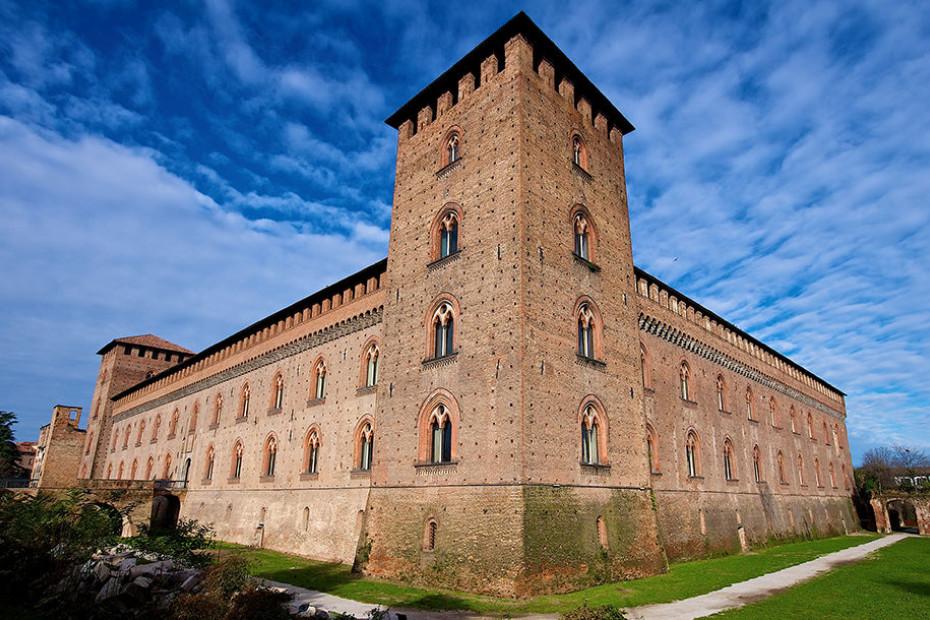 1. Castle Visconteo of Pavia