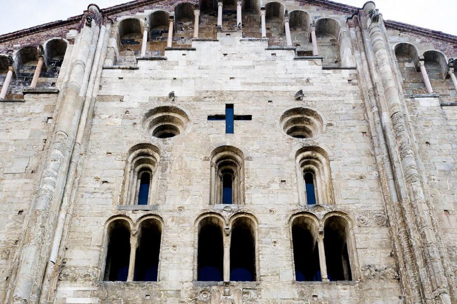 3. Basilica of San Michele Maggiore