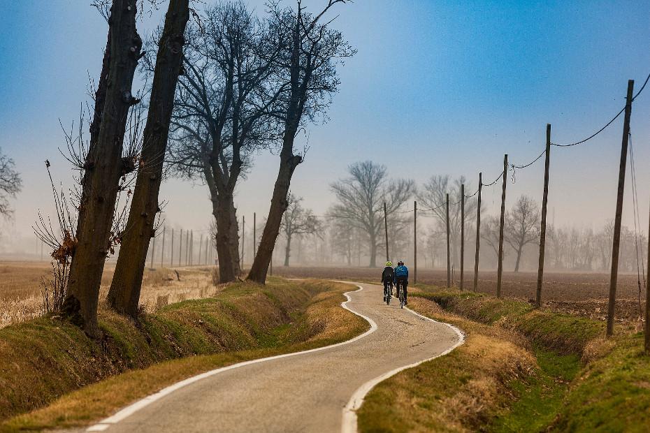 10. Si va a piedi e in bicicletta tra oasi e sentieri