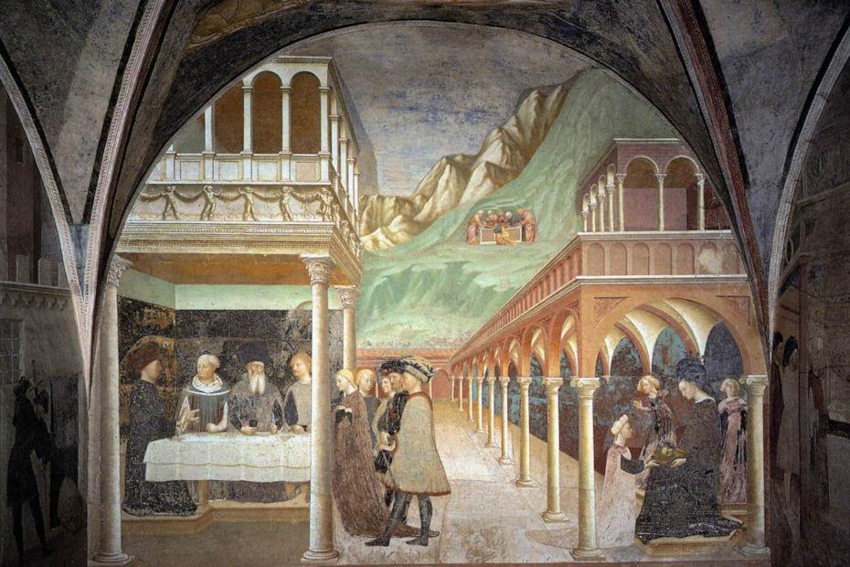 3. Baptistery, Castiglione Olona (Varese)