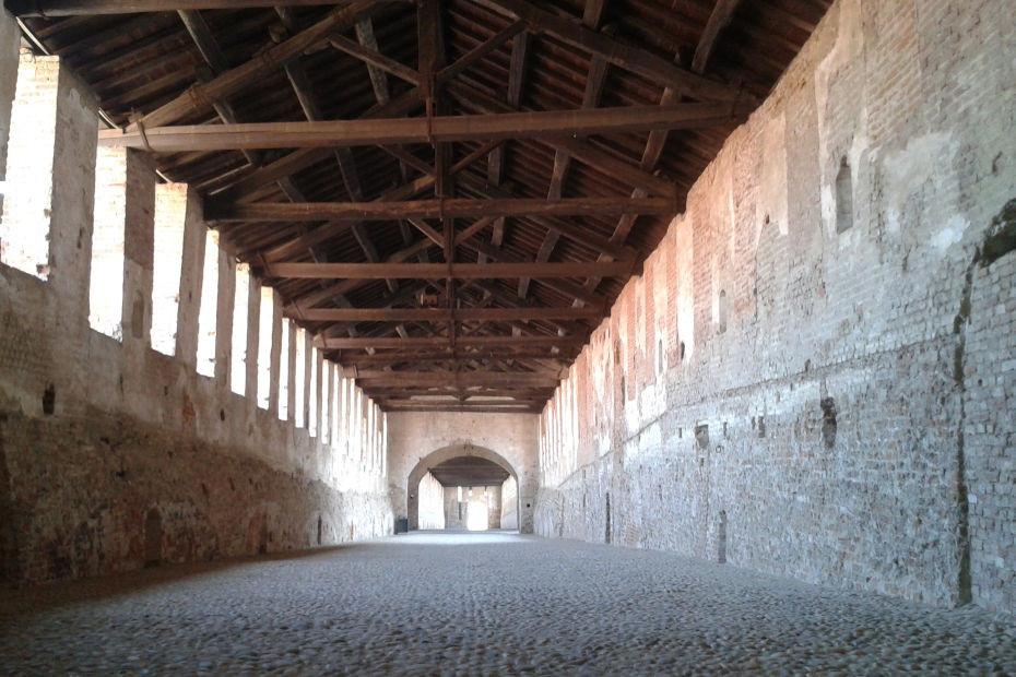 6. Strada Coperta, Vigevano (Pavia)