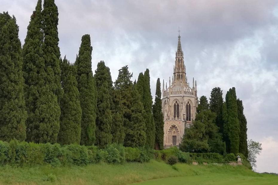 9. Visconti di Modrone Mausoleum, Cassago Brianza (Lecco)