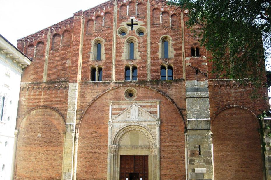 26. Dalla Certosa di Pavia a Pavia