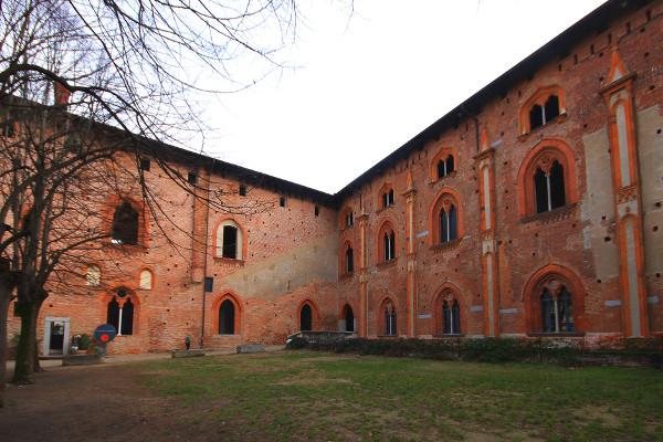 Castello sforzesco a Vigevano