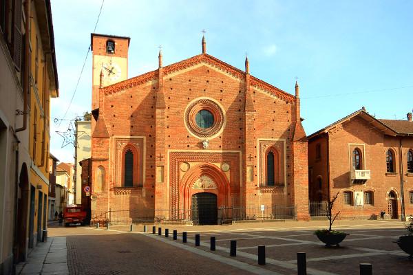 Basilica di San Lorenzo a Mortara