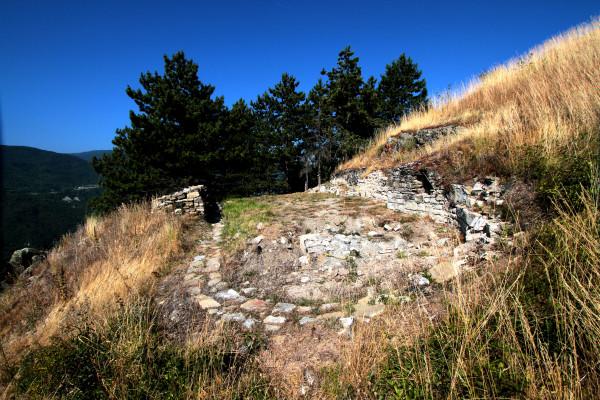 Resti dell'antica Chiesa di S. Agata